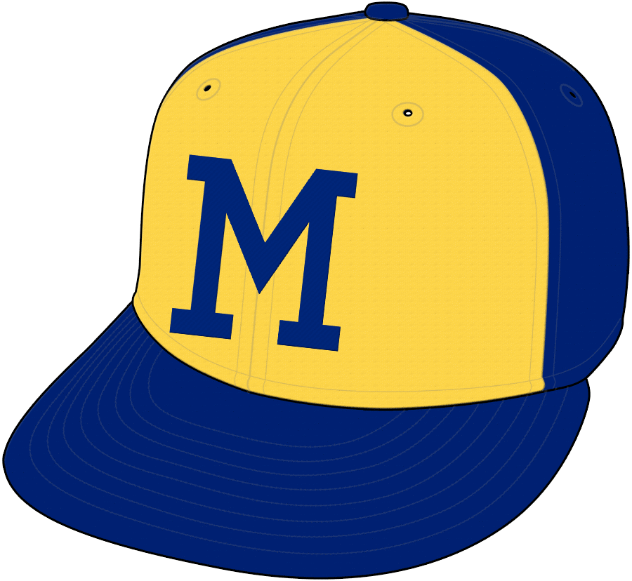 b5239c6b37d Milwaukee Brewers  Caps throughout the Years