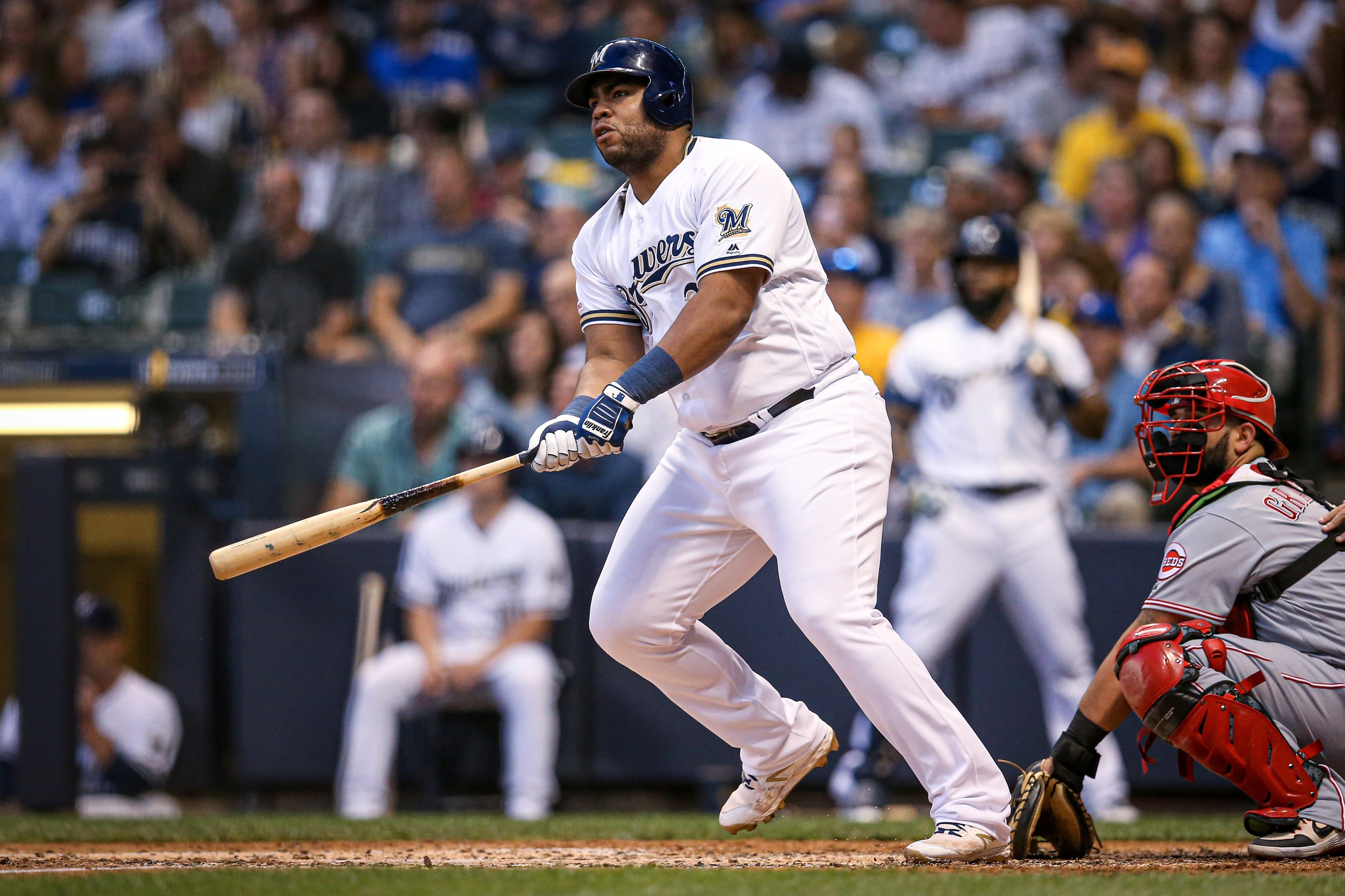 Brewers: Early 2021 Trade Target, 1B Jesus Aguilar