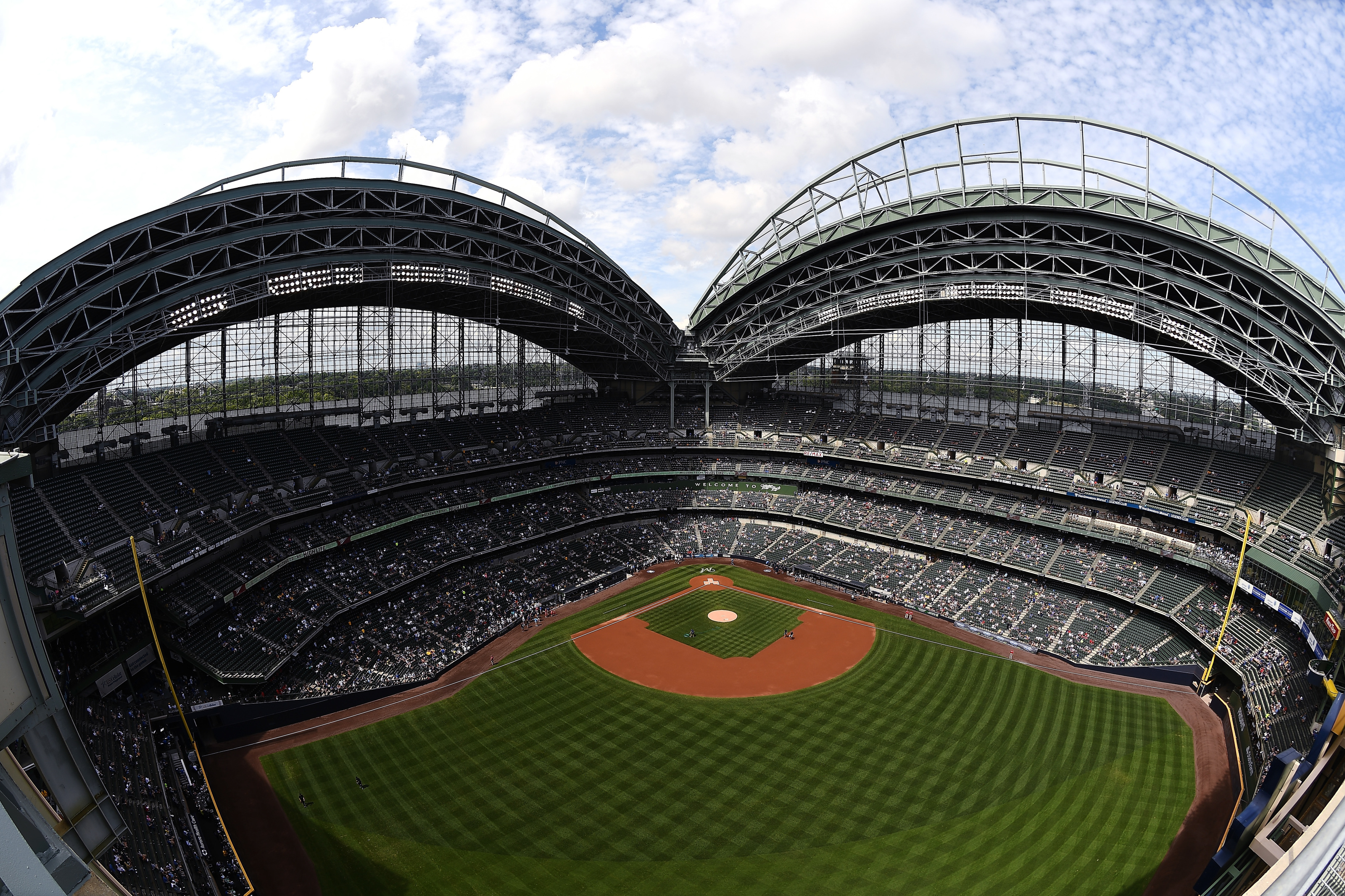 The 100 Best Venues In Sports Major League Baseball Stadiums Best Baseball Stadiums Baseball Stadium