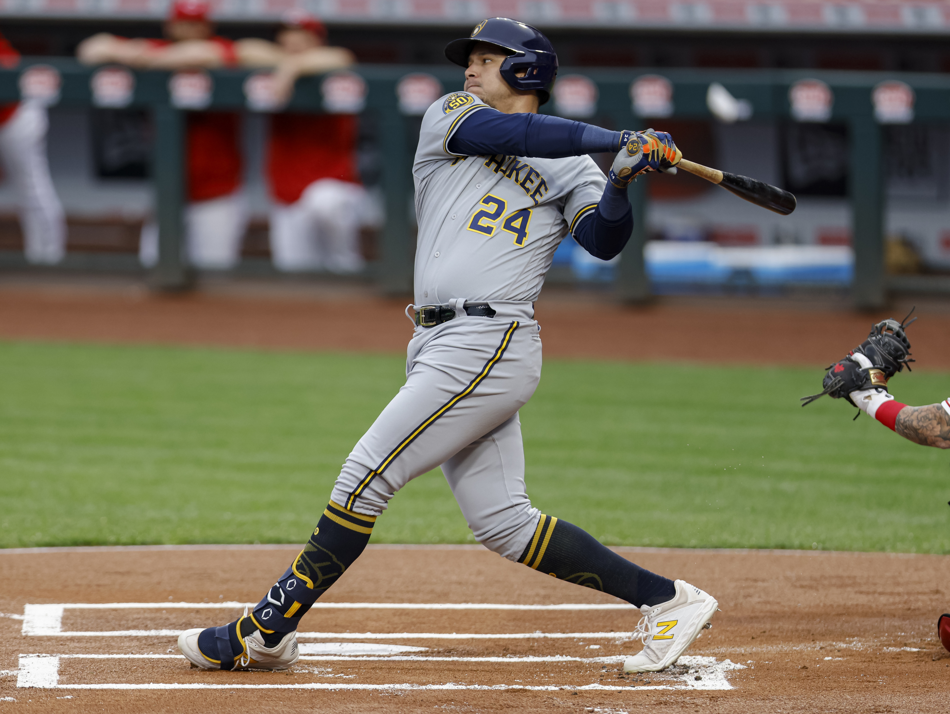 Brewers: Avisail Garcia Is The Perfect Non-Traditional Clean-Up Hitter