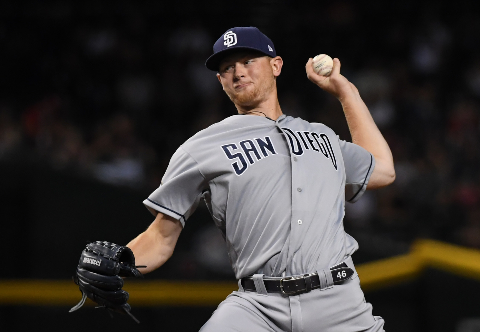 Brewers: Could Eric Lauer surprise this season?